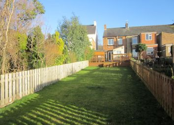 Thumbnail 3 bed end terrace house for sale in Attwood Terrace, Tudhoe Colliery, Spennymoor