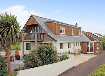 Thumbnail 5 bed detached house for sale in Pelynt, Looe