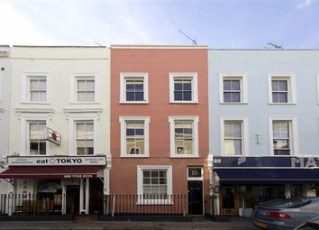 Thumbnail 4 bed property to rent in Hillgate Street, London