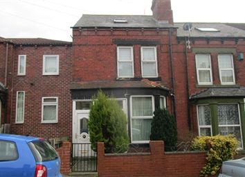Thumbnail 1 bed terraced house to rent in Landseer Avenue, Bramley, Leeds