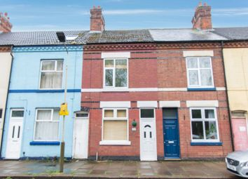 Thumbnail 2 bed terraced house for sale in Boundary Road, Leicester
