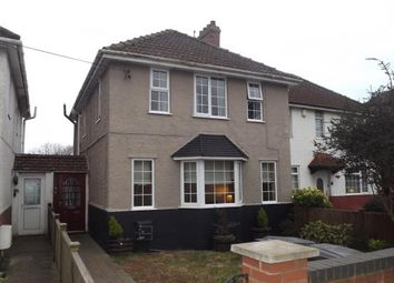 Thumbnail 3 bed semi-detached house for sale in Taunton Road, Bridgwater, Somerset