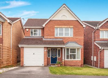 Thumbnail 3 bed detached house for sale in Northfield Meadows, South Kirkby, Pontefract