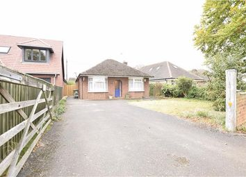 Thumbnail 2 bed detached bungalow for sale in Milton Road, Sutton Courtenay, Abingdon, Oxfordshire