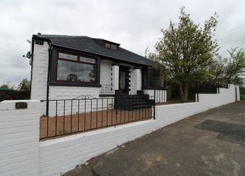 Thumbnail 4 bedroom detached bungalow for sale in 109, Birsay Road, Milton, Glasgow