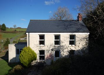 Thumbnail 4 bed cottage for sale in Springwells, Summerhill, Amroth