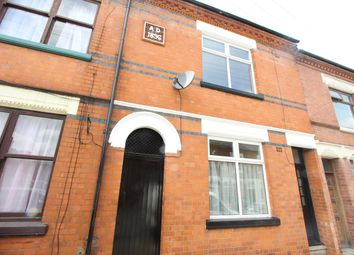 Thumbnail 3 bed terraced house for sale in Tyrrell Street, Leicester