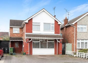 Thumbnail 4 bed detached house for sale in Northumberland, Nuneaton, Warwickshire