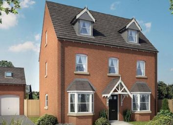 Thumbnail 5 bed detached house for sale in Dickens Heath Road, Dickens Heath, Solihull