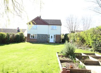 Thumbnail 4 bed detached house for sale in Newport Road, Magor, Caldicot