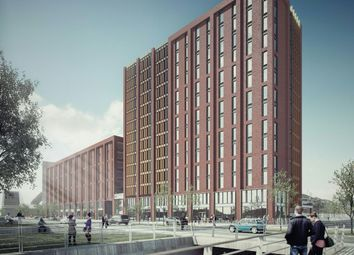 Thumbnail 1 bed flat for sale in Park Central, Liverpool Waters, Liverpool