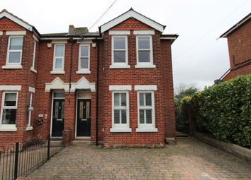 Thumbnail 3 bed semi-detached house for sale in Station Road, Netley Abbey, Southampton