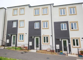 Thumbnail 4 bed town house for sale in Shackleton Road, Yeovil