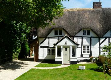 Thumbnail 2 bed end terrace house for sale in East Grafton, Marlborough