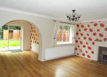 Thumbnail 3 bed property to rent in Hartleyburn, Wilnecote, Tamworth