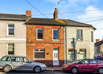 Thumbnail 2 bedroom terraced house for sale in St. James Court, St. Peters Road, Penarth