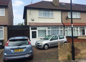 Thumbnail 2 bed terraced house to rent in Leyburn Road, Edmonton, London