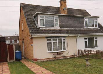 3 bed semi-detached house for sale in Harvey Road, Farnborough GU14