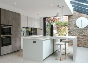 Thumbnail 4 bedroom end terrace house for sale in Priory Park Road, London