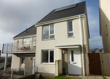 Thumbnail 2 bed property to rent in Yellowmead Road, Plymouth