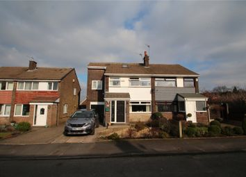 Thumbnail 4 bed semi-detached house for sale in Chichester Close, Littleborough, Rochdale, Greater Manchester