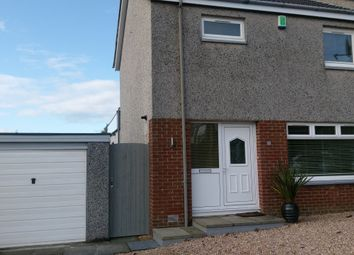 Thumbnail 3 bed semi-detached house for sale in Barbour Grove, Dunfermline, Fife