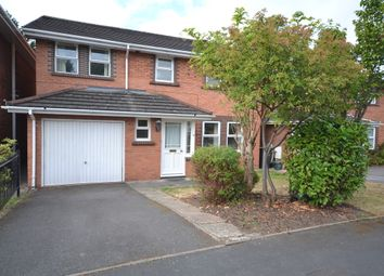 Thumbnail 5 bed detached house for sale in The Brackens, Clayton, Newcastle-Under-Lyme