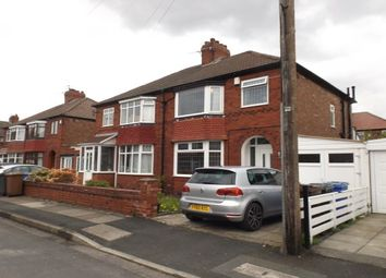 3 bed semi-detached house to rent in Earlston Avenue, Denton, Manchester M34