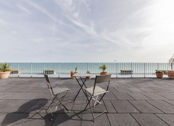Thumbnail 3 bedroom flat for sale in Caversham Court, West Parade, Worthing
