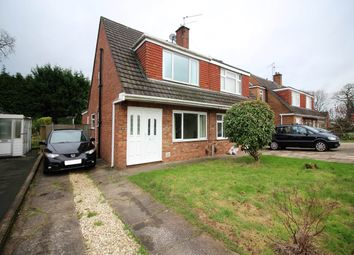 Thumbnail 3 bed semi-detached house for sale in Anderson Place, Malpas, Newport