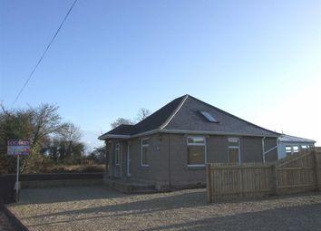 Thumbnail 3 bed detached bungalow for sale in Melksham Lane, Broughton Gifford, Melksham