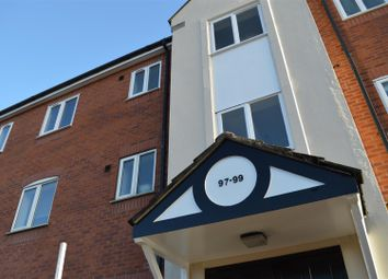 Thumbnail 2 bed flat for sale in Chorlton Road, Manchester