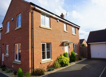 Thumbnail 3 bed detached house for sale in Wickmans Drive, Coventry