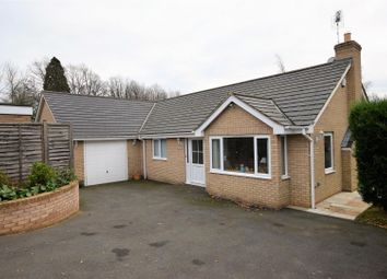Thumbnail 3 bed bungalow for sale in The Dell, Oakham