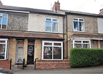 Thumbnail 3 bed terraced house to rent in Salisbury Street, Hessle