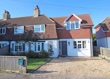 Thumbnail 4 bed semi-detached house for sale in Lawn Road, Milford On Sea, Lymington