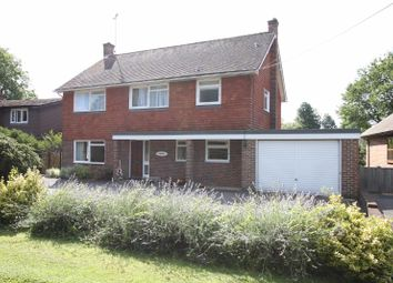 Thumbnail 4 bed detached house for sale in King's Somborne, Stockbridge, Hampshire