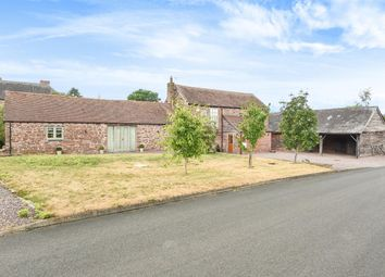Thumbnail 6 bed detached house for sale in The Well House, Brierley Court, Leominster, Herefordshire