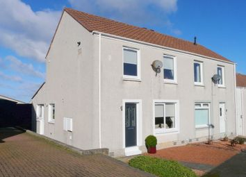 Thumbnail 2 bedroom semi-detached house for sale in Mordington Avenue, Tweedmouth, Berwick-Upon-Tweed, Northumberland