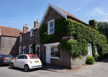 Thumbnail 3 bed end terrace house for sale in Station Road, Wrington