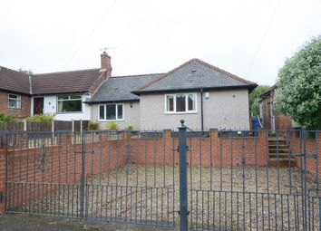 Thumbnail 3 bed semi-detached bungalow for sale in Cedar Street, Hollingwood, Chesterfield