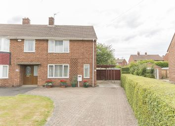 Thumbnail 2 bed semi-detached house for sale in Dunston Lane, Dunston, Chesterfield