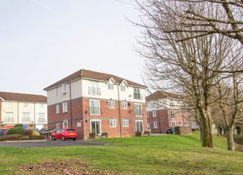 Thumbnail 2 bed flat for sale in The Limes, Crownhill, Plymouth
