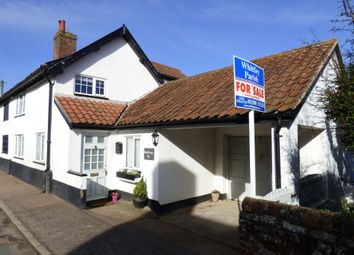 Thumbnail 3 bed cottage for sale in The Street, Hempnall, Norwich