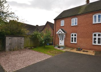 Thumbnail 3 bed end terrace house for sale in Sandbrook Close, Hinstock, Market Drayton