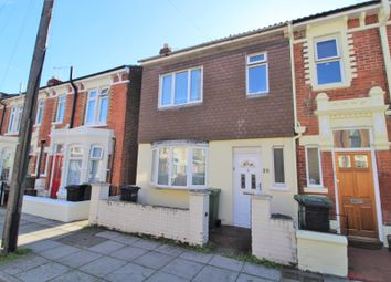 Thumbnail 3 bed end terrace house for sale in Bonchurch Road, Southsea