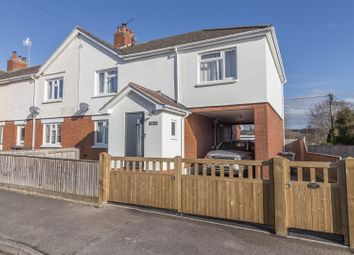 Thumbnail 3 bed semi-detached house for sale in Hedges Close, Tidworth