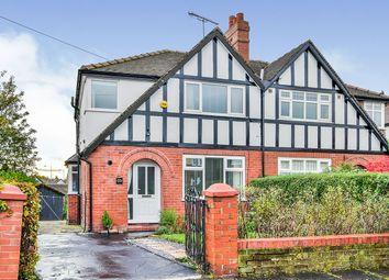 3 bed semi-detached house for sale in Tenby Road, Stockport, Greater Manchester SK3