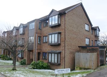 Thumbnail 1 bed flat for sale in Chase Road, Southgate