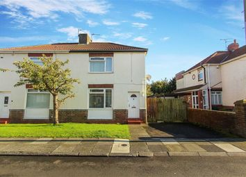 Thumbnail 2 bed semi-detached house to rent in Sinclair Gardens, Seaton Delaval, Whitley Bay